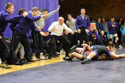 Purple Blood Wrestling